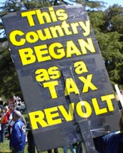 April 15 San Luis Obispo County Tea Party Rally