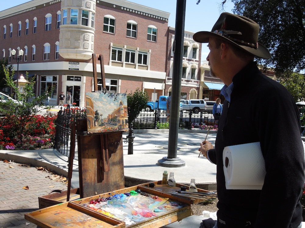 The 2012 Paso Robles Festival of the Arts is Now a Memory